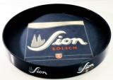 Sion Kölsch Bier, Serviertablett, Kellnertablett, Rundtablett rund, Antirutsch
