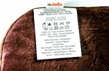 Nutella, Sonderedition limitiertes Nackenkissen, Reisekissen, Nackenstütze