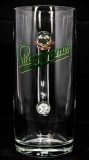 Staropramen Bier Tschechien, Bierglas, Gläser, Bierkrug, Seidel Donau 0,4l