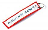 Effect Energy, Gekettelter Stoff Schlüsselanhänger No keys without EFFECT
