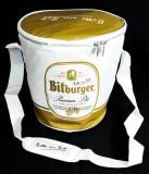 Bitburger Bier, Kühleimer, Kühlbox, Kühltasche für 5l Faß oder Flaschen