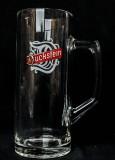 Duckstein Bier, Bierglas, Borgonova Seidel Bierkrug, Bierhumpen 0,5l