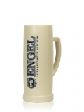 Engel Biermanufaktur, Bierglas, Bierseidel. Tonkrug, Steingut, 1,0l