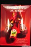 Kraft Tomaten Ketchup Reklameschild, Blechschild, Werbeschild in OVP-NEU