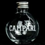 Campari Kräuter Likör, Likörglas, Design Shotglas mit Verschluss