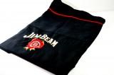 Jim Beam Whisky, Kellnerschürze, Bistroschürze Black Label Logo, sehr edel