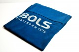 Bols Likör, Kellnerschürze, Bistroschürze Blue Amsterdam Logo, sehr edel