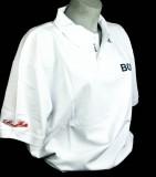 Bols Likör, Polo T-Shirt, Men, Gr. XL BOLS 1575, Full Logo hinten, weiß