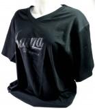 Sauza Tequila, T-Shirt, Men, Gr. XL, Sauza Tequila Full Logo vorne/hinten, schwarz