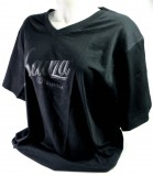 Sauza Tequila, T-Shirt, Men, Gr. L, Sauza Tequila Full Logo vorne/hinten, schwarz
