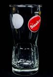 Sinalco Limonade Glas / Gläser, Amsterdam 0,5l Relief Glas