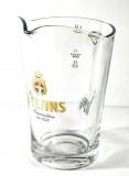 Veltins Bier, Glaskaraffe, Pitcher, Bierkanne 1,5l Veltins