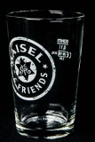Maisels Weisse Glas / Gläser, Weissbierglas, Probierglas, Empfangsglas, Willibecher 0,1l Maisel & Friends