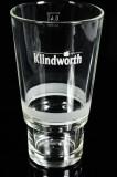 Klindworth Fruchtsaft, Longdrinkglas, Cocktailglas 0,4l weiß satinierte Veredelung