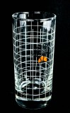 Malibu Rum Kokusnusslikör, sehr seltenes Longdrinkglas, Cocktailglas Raster 2cl / 4cl