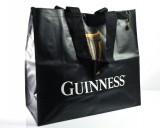 Guinness Bier, XXL Einkaufstasche, Tragetasche, Beachbag, Shopping Bag Strandtasche mit Einkaufschip