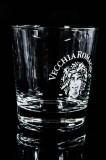 Vecchia Romagna, Tumbler Glas / Gläser, Cognacglas, Brandy, Schwenker