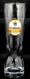 Krombacher Bier Glas / Gläser, Bierglas / Weizenbiergläser, Starcup 0,5l
