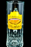Kulmbacher Krug, Glas / Gläser, Bierglas / Bierkrug Seidel, 0,5l, FESTBIER