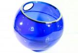 Ciroc Vodka, Kühler Blau Neu Eisbox rund Eiswürfel Behälter Flaschen Deko Bar