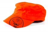 Jägermeister Likör, Army Cap, Mütze, Baseball Cap orange Ausführung