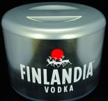Finlandia Vodka Eiswürfelbox, Eiswürfelbehälter, Eisbox, Kühler