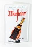 Warsteiner Bier, Pilsener Blechschild, Werbeschild, Reklameschild, Freunde...