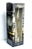 Radeberger Pilsener Glas / Gläser, Bierglas / Biergläser, Jahresedition 2012, Tulpe