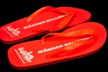 Hasseröder Flipi Flops, Badelatschen, Strandschuhe in Gr. 41/43 Männerballerina