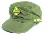 Salitos Bier, Army-Cap, Baseballcap, Schirmmütze  Salitos, olivgrün